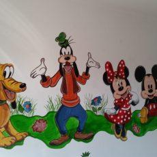 picturi murale Disney